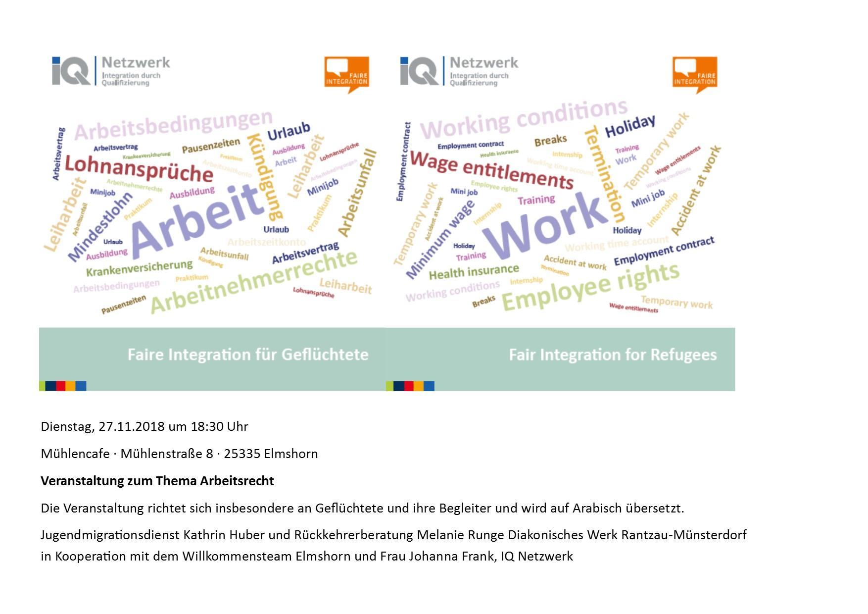Arbeitsrecht 18-11-27